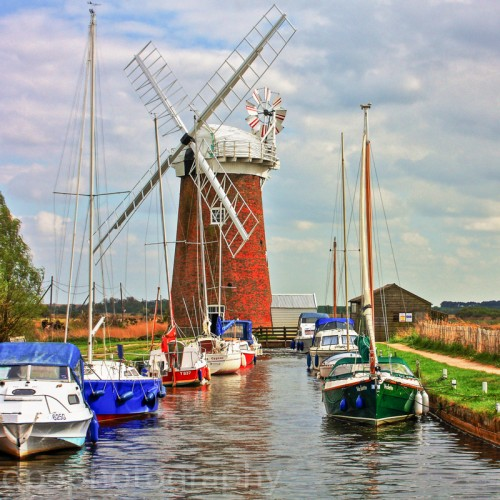 Horsey Windpump hdr no2_1