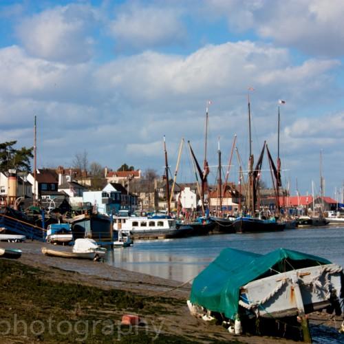 Maldon Barges No 2